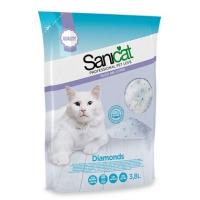 Sanicat Professional Diamonds Cat Litter