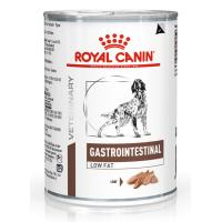 Royal Canin Veterinary Gastro Intestinal Low Fat Dog Food Cans