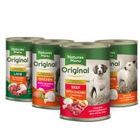 Natures Menu Multipack Adult Dog Food Cans