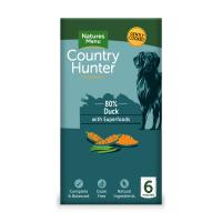 Natures Menu Country Hunter Duck Pouches Adult Dog Food