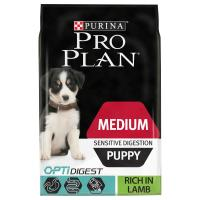 PRO PLAN OPTIGIDEST Sensitive Digestion Rich in Lamb Medium Puppy Food
