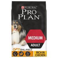 PRO PLAN OPTIBALANCE Rich in Chicken Medium Adult Dog Food