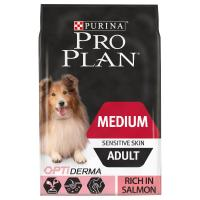 PRO PLAN OPTIDERMA Salmon Sensitive Skin Medium Adult Dog Food