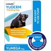 YuDERM Dog Skin & Coat Supplement