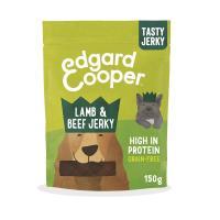 Edgard & Cooper Luscious Lamb and Beef Jerky Dog Treats