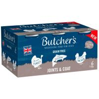 Butchers Joints & Coat Dog Food Tins