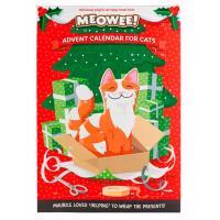 Meowee Christmas Cat Nippy Advent Calendar