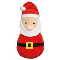 Good Boy Plush Santa Dog Toy