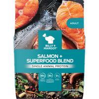 Billy & Margot Salmon + Superfood Blend Dry Adult Dog Food 9kg