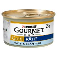 Gourmet Gold Pate Ocean Fish Cat Food