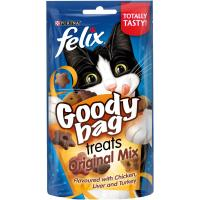 Felix Goody Bag Cat Treats
