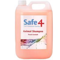Safe4 Animal Peach Shampoo