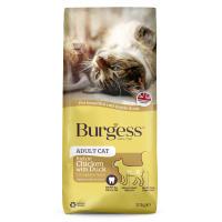 Burgess Complete Chicken & Duck Adult Cat Food