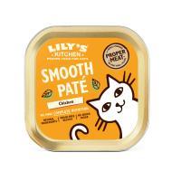 Lilys Kitchen Chicken Pate Complete Wet Cat Food