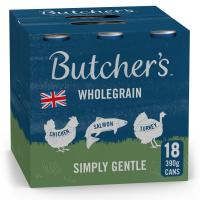 Butchers Simply Gentle Dog Food Tins