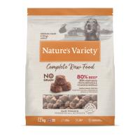Natures Variety Complete Beef Raw Frozen Adult Dog Food
