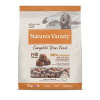 Natures Variety Complete Chicken Raw Frozen Adult Dog Food