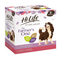 HiLife Its Only natural Complete The Farmers One Wet Adult Dog Food