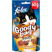 Felix Goody Bag Original Mix Cat Treats