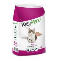 Kittyfriend Pink Cat Litter