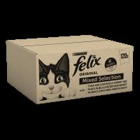 Felix Variety Selection Adult Cat Food