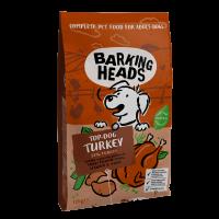 Barking Heads Top Dog Turkey Grain Free Adult Dog Food