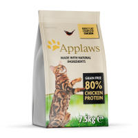 Applaws Complete Chicken Grain Free Dry Adult Cat Food