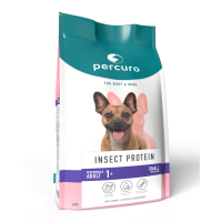 Percuro Insect Protein Small Breed Dry Adult Dog Food