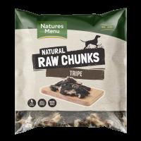 Natures Menu Tripe Chunks Raw Frozen Dog Food