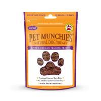 Pet Munchies Natural Liver & Chicken Dog Training Treats