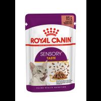 Royal Canin Sensory Taste in Gravy Wet Adult Cat Food