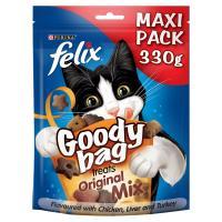 Felix Goody Bag Original Mix Cat Treats