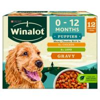 Winalot Meaty Chunks in Gravy Wet Puppy Food