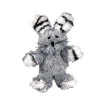KONG Softies Fuzzy Bunny Cat Toy