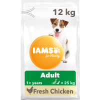 IAMS for Vitality Chicken Small & Medium Breed Adult Dry Dog Food