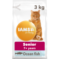 IAMS Ocean Fish Senior & Mature 7+ Cat Food