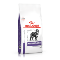 Royal Canin Veterinary Diets Neutered Large Breed Dry Adult Dog Food