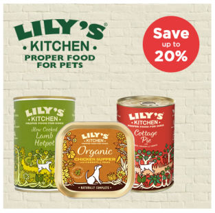 Lilys Kitchen Save up to 20%