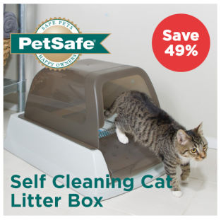 PetSafe Scoop Free Cat Litter Tray