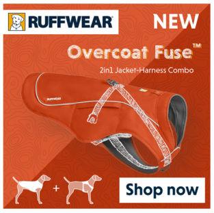 Ruffwear Fuse Overcoat