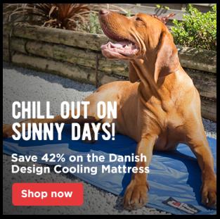 Danish Design Cooling Mat
