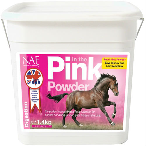 NAF in the Pink Powder Horse Supplement