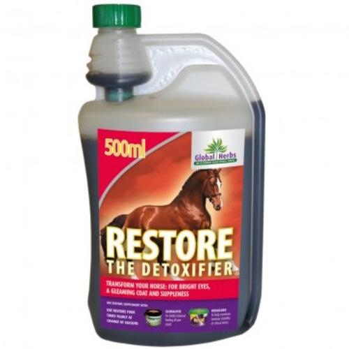 Global Herbs Restore Supplement for Horses