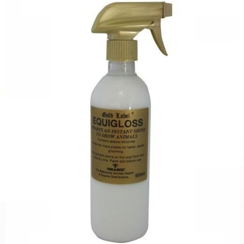 Gold Label Equigloss for Horses