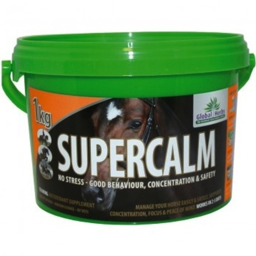 Global Herbs Supercalm for Horses