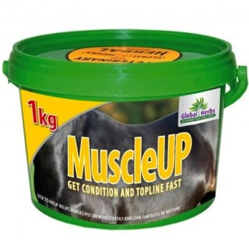 Global Herbs MuscleUP Horse Supplement