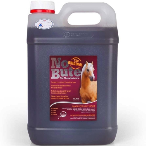 Equine Health No Bute for Healthy Joints Horse Supplement