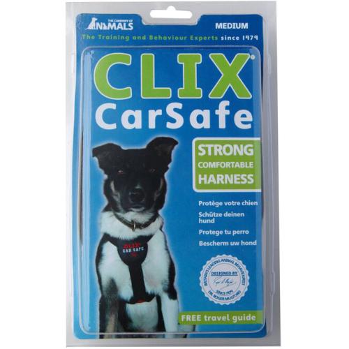 CLIX Car Safe Dog Harness