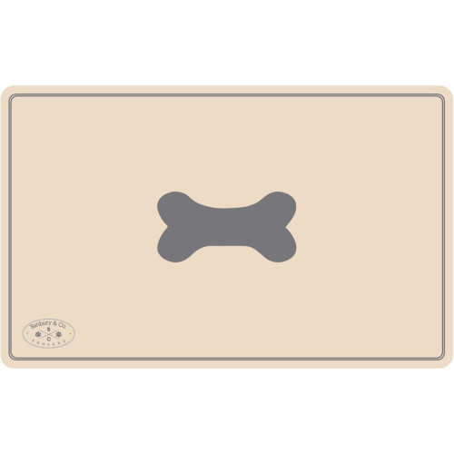 Banbury & Co Luxury Dog Feeding Mat