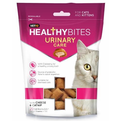 Mark & Chappell VetIQ Healthy Bites Urinary Care Cat Treats